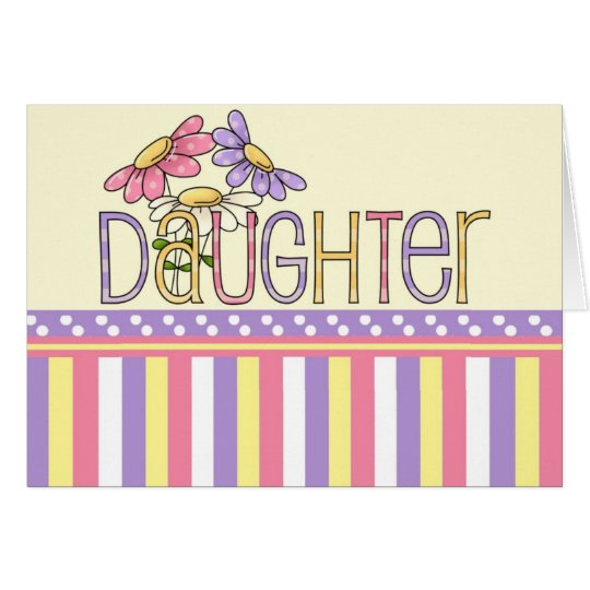 Daughter Tees and GIfts - Perfect for Mother's Day Card