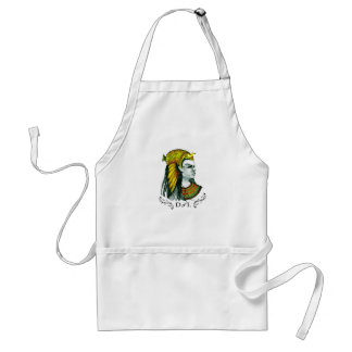 Daughters of Isis Apron by PG Mills