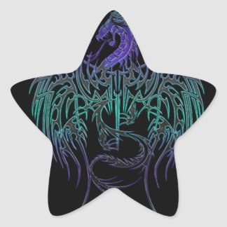 Daughters seal star sticker