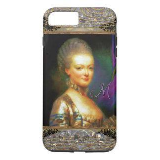 Dauphin French Chic Baroque   Monogram Plus iPhone 7 Plus Case