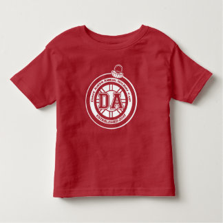 Dave Ahern Annual Holiday Cup Toddler Tee Red