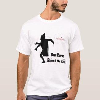 Dave Ramsey Scissors Man T-Shirt