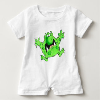 Dave The Dude Baby Romper