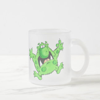 Dave The Dude frosted glass Frosted Glass Coffee Mug