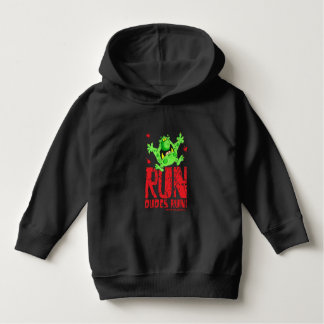 Dave The Dude toddler Hoodie