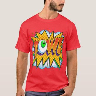 Dave Weiss American Pop Presents POW! T-Shirt