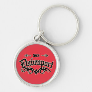 Davenport 563 keychain