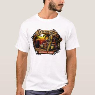 Davey Bonez Woody Sunset T-Shirt