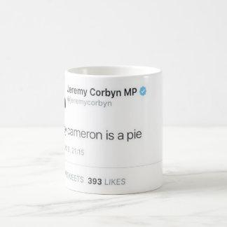 Davey Cameron Is A Pie Coffee Mug