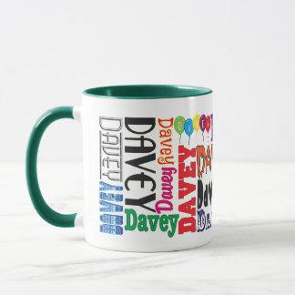 Davey Coffee Mug