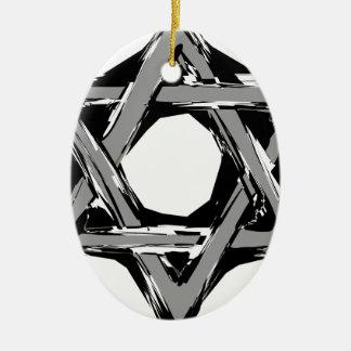 david3 ceramic ornament