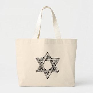 david4 large tote bag