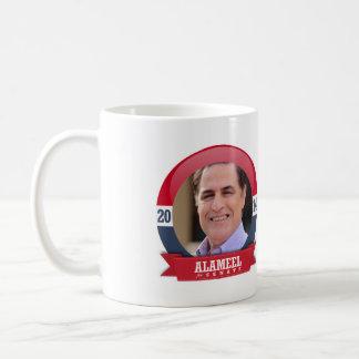 DAVID ALAMEEL CAMPAIGN COFFEE MUG