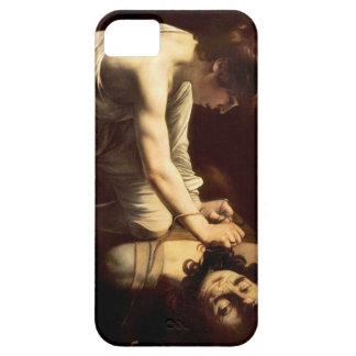 David and Goliath - Caravaggio c.1610 iPhone 5 Cover