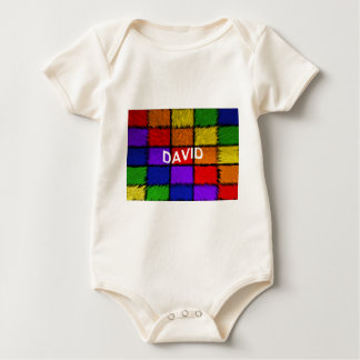 DAVID BABY BODYSUIT
