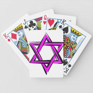 david bicycle playing cards