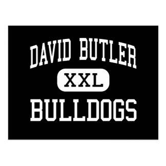 David Butler - Bulldogs - High - Matthews Postcard