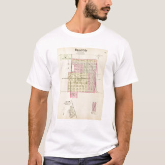 David City, Nebraska T-Shirt