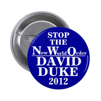 David Duke button