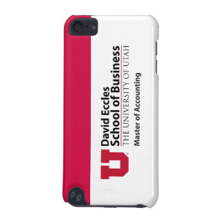 David Eccles - Master of Accounting iPod Touch (5th Generation) Covers
