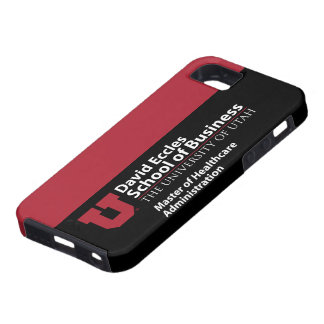 David Eccles - Master of Healthcare Administration Case For The iPhone 5