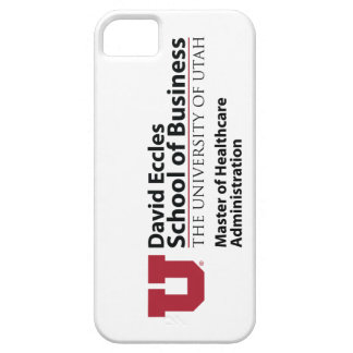 David Eccles - Master of Healthcare Administration iPhone 5 Cover