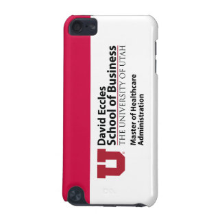 David Eccles - Master of Healthcare Administration iPod Touch 5G Cover