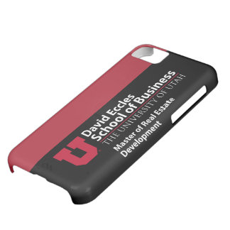 David Eccles - Master of Real Estate Development iPhone 5C Cover