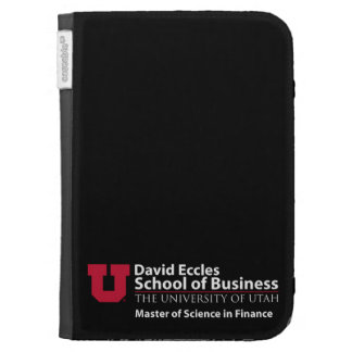 David Eccles - Master of Science in Finance Kindle Keyboard Cases