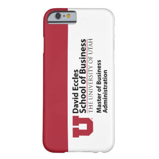 David Eccles - MBA Barely There iPhone 6 Case