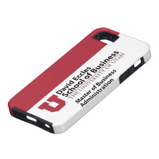 David Eccles - MBA iPhone 5 Covers