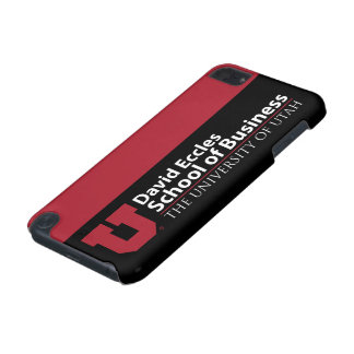 David Eccles School of Business iPod Touch 5G Cases