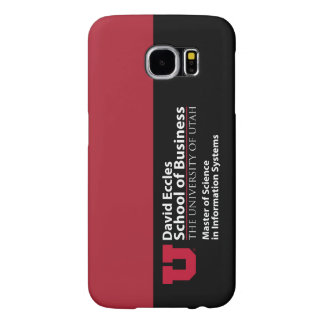 David Eccles School of Business - MSIS Samsung Galaxy S6 Cases