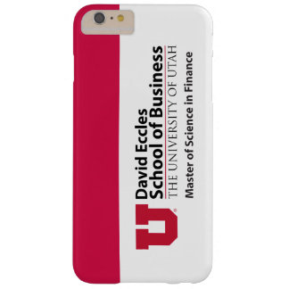 David Eccles - Science in Finance Barely There iPhone 6 Plus Case