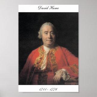 David Hume Poster
