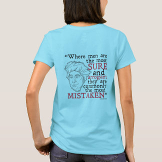 David Hume T-Shirt (Women's)