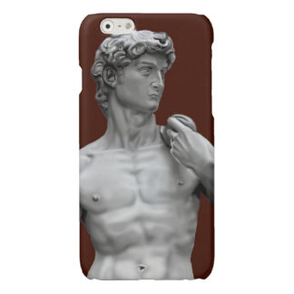 David iPhone 6/6S Glossy Case