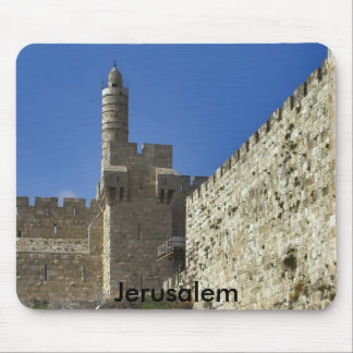 david, Jerusalem Mouse Pad