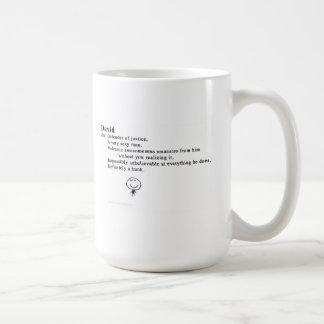 david mug
