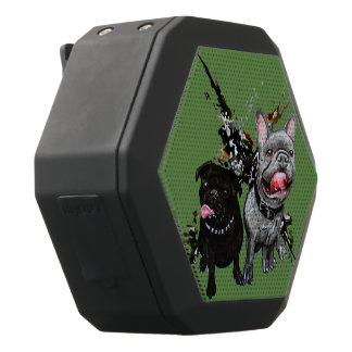 David Pucher kind Black Bluetooth Speaker