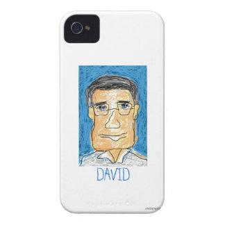 David Sketch iPhone 4 Case-Mate Case