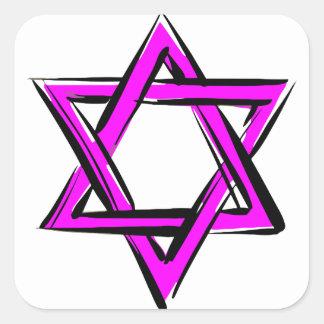 david square sticker
