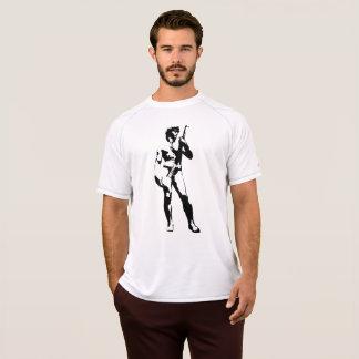 David statue holding ak47 T-Shirt