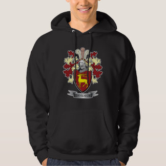 Davidson Family Crest Coat of Arms Hoodie