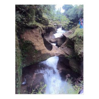 Davies Fall Pokhara Postcard