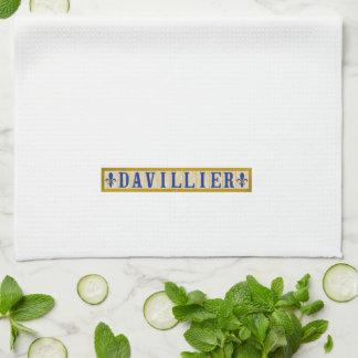 Davillier Kitchen Towel