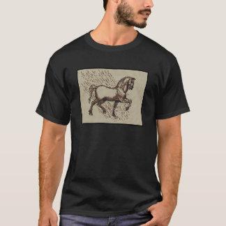 DAVINCI HORSE T-Shirt