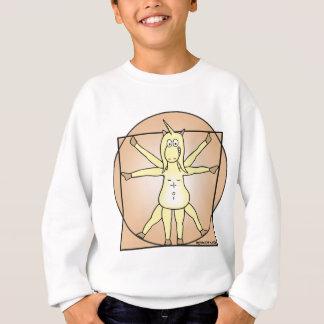 DaVinci Unicorn Sweatshirt