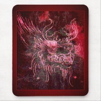 Davinci's Dragon Mousepad