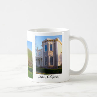Davis, California Coffee Mug